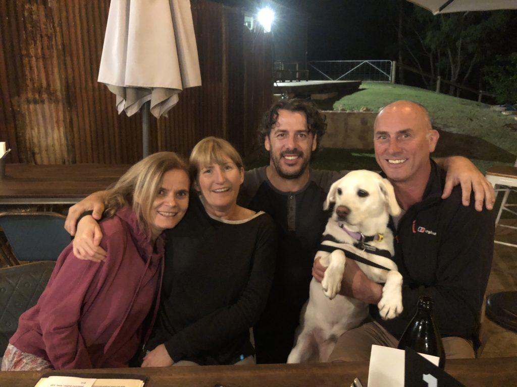 The Brewhouse Margaret River Western Australia dog friendly eating out Julius Lutero