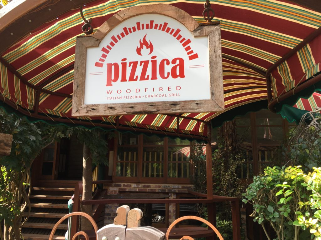Pizzica Pizzeria Margaret River WA dog friendly eating out