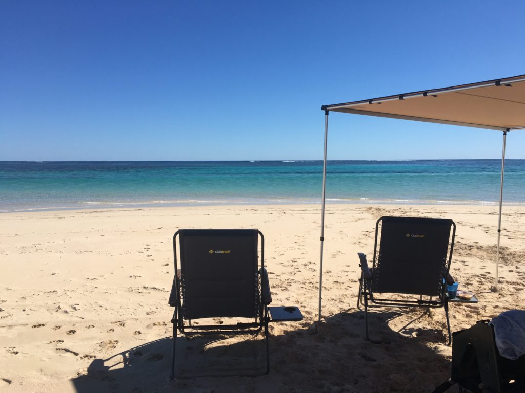 Dog Friendly South Lefroy Bay, Ningaloo Station, WA