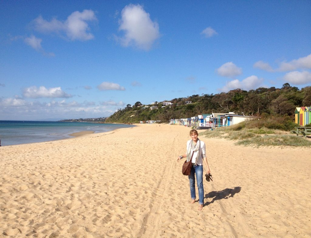 dog friendly Mills Beach, Mornington, VIC